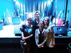 Ladies Rock Camp Performance Night at Mojos